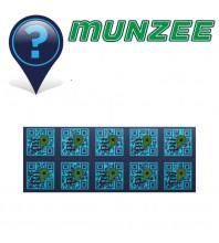 FREEBIE: 1 x MINI Mystery Munzee Sticker