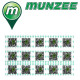Micro Generic Munzee Stickers (25, 50 or 100 Pack)