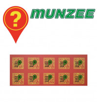 10 x FIRE Mystery Stickers