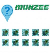5 x ICE Mystery Stickers
