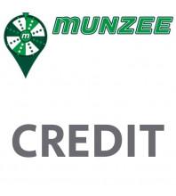 1 x Prize Wheel Munzee CREDIT